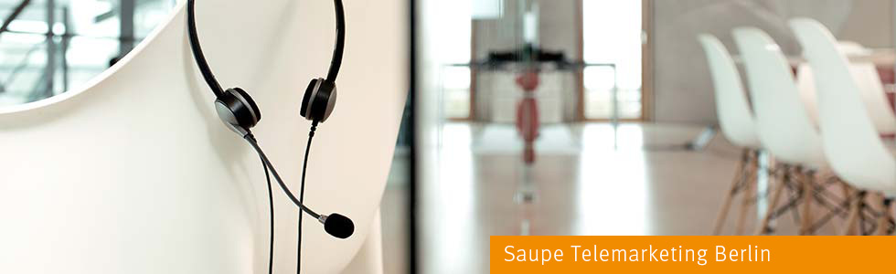 call center leistungen saupe telemarketing. Black Bedroom Furniture Sets. Home Design Ideas